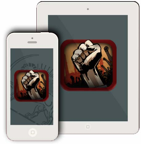 Operation Ajax motion comic for ipad & iphone