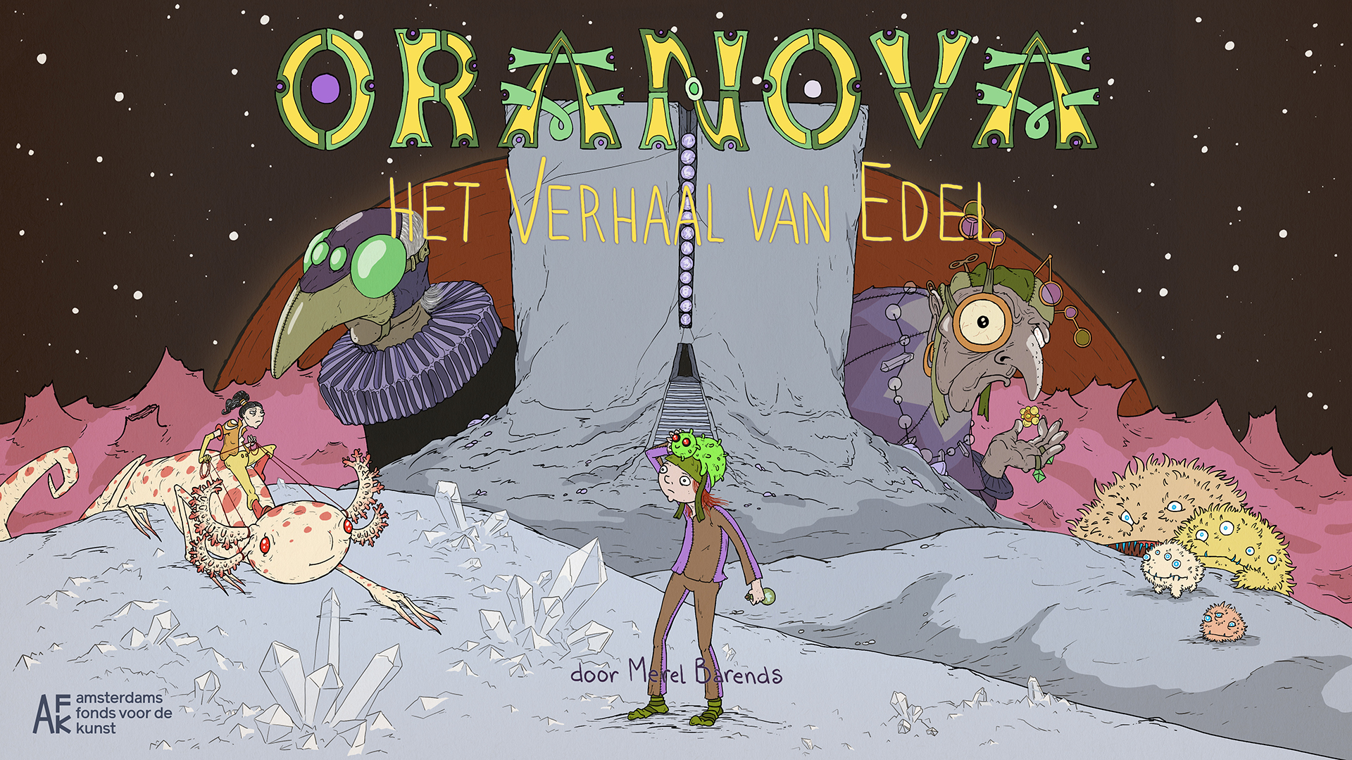 Interactive Motion Comic Oranva